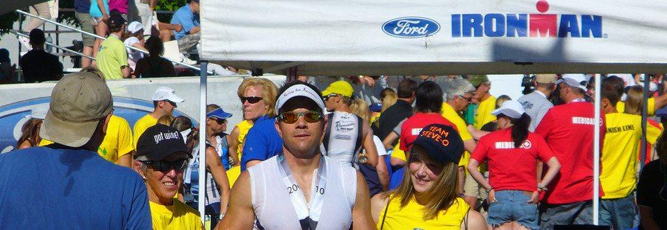 David Glover Ironman Couer d'Alene
