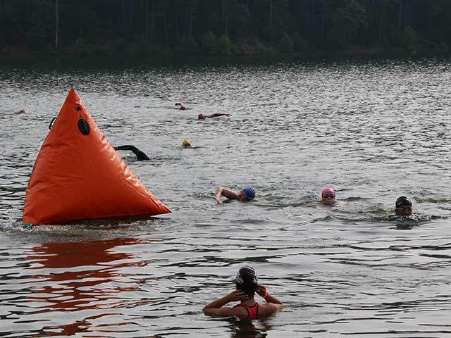 How to Practice Sighting Buoys…in a Pool
