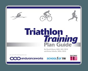 triathlon training plan guide enduranceworks