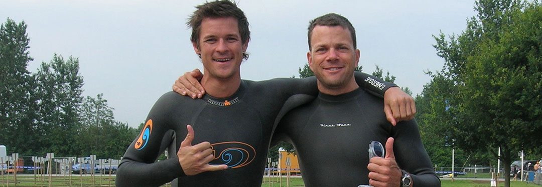 triathlon practice swim