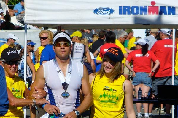 Post IRONMAN Triathlon Training Recommendations