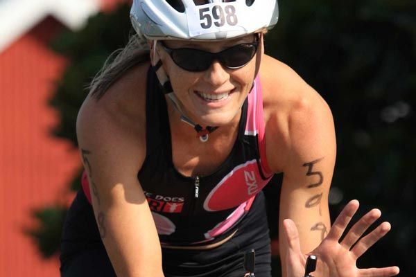 krista schult biking luray triathlon