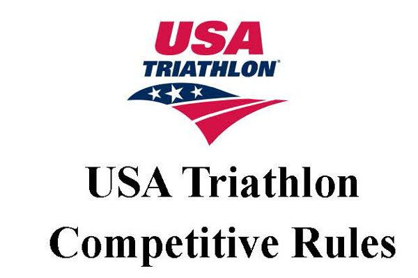 usa triathlon rules
