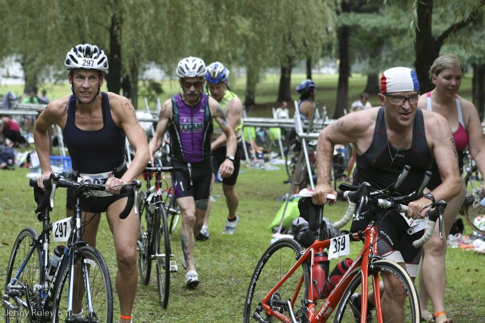 A Review of USA Triathlon Rules for Triathletes