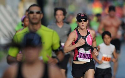 Why Triathletes Should Do Running Races During the Winter