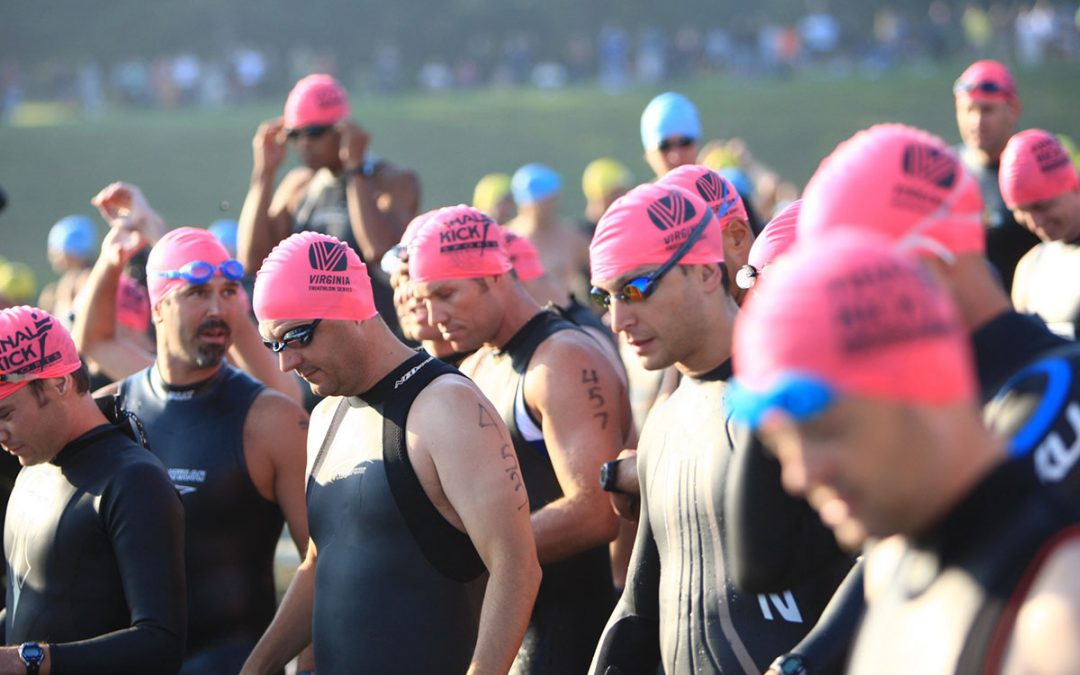 Why You Should Experiment With Your Triathlon Pre-Race Warm Up
