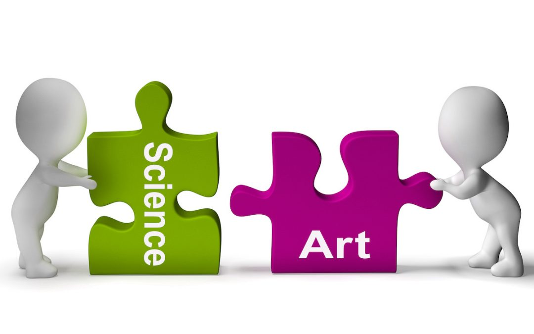 science and art jigsaw