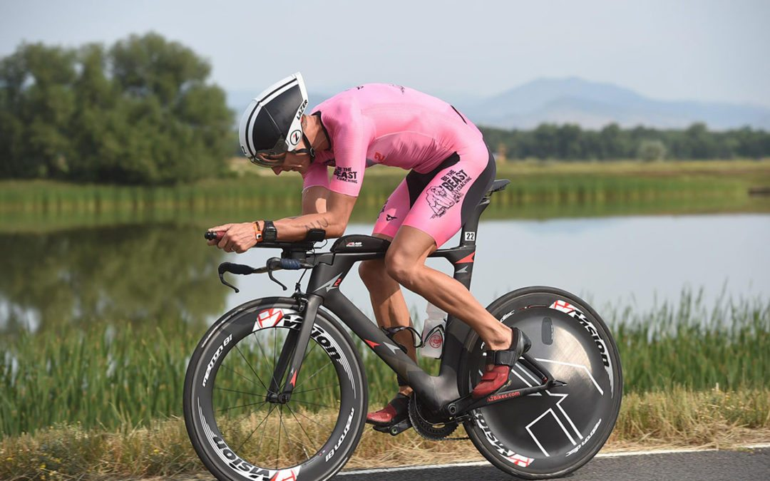 Interview with Pro Triathlete Kennett Peterson