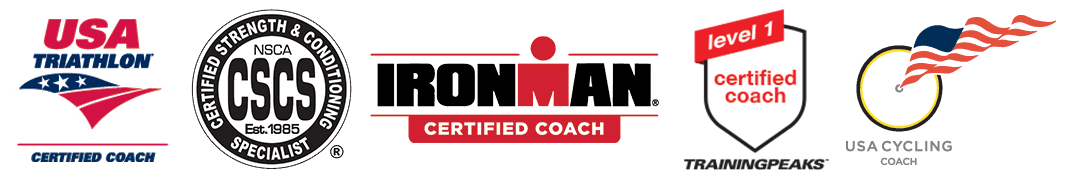 David Glover, IRONMAN Certified Coach