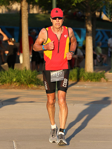 bob koenig ironman run