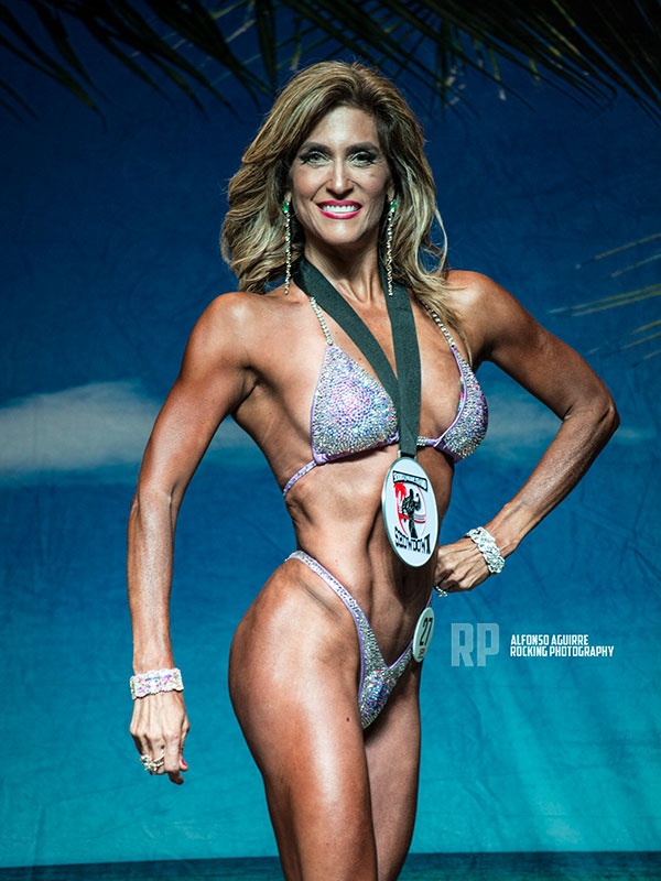 sarah lucero fitness competition
