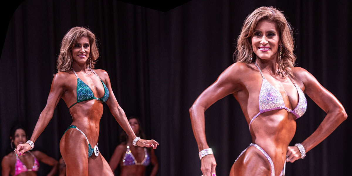sarah lucero fitness competitions