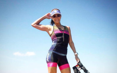 Interview with the Amazing Sarah Lucero: Former TV News Anchor, Body Builder, Mom of 4 and Now IRONMAN Triathlete